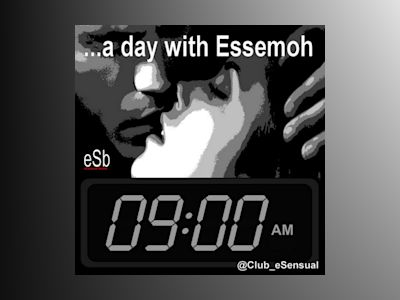 Ljudbok A Day with Essemoh: Mid-Morning