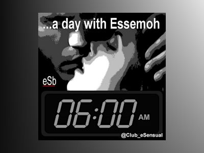 Ljudbok A Day with Essemoh: Good Morning