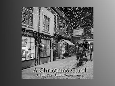 Ljudbok A Christmas Carol: A Full Cast Audio Production of the Dickens Classic