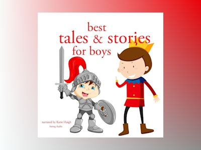 Ljudbok Best Tales and Stories for Boys