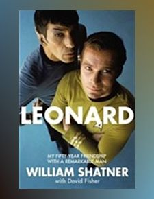 William Shatner författare bild