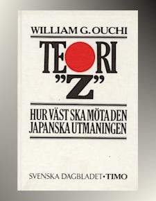 William G. Ouchi författare bild