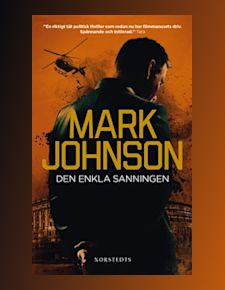 Mark Johnson författare bild