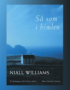 Niall Williams författare bild