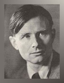 Christopher Isherwood författare bild
