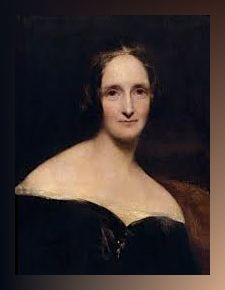 Mary Shelley författare bild