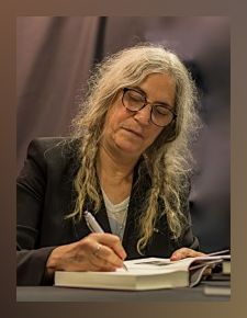 Patti Smith författare bild