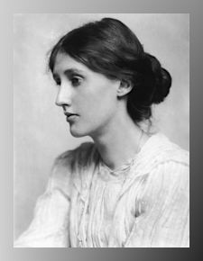 Virginia Woolf författare bild