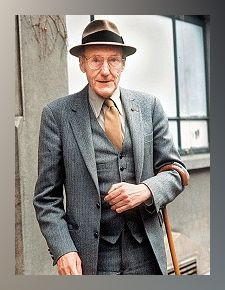 William S. Burroughs författare bild