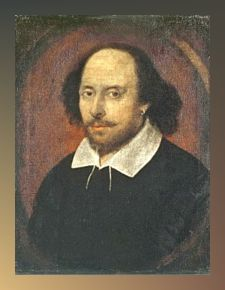 William Shakespeare författare bild