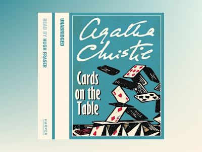 Audio book Cards on the Table - Agatha Christie