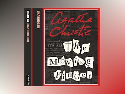 Audio book The Moving Finger - Agatha Christie