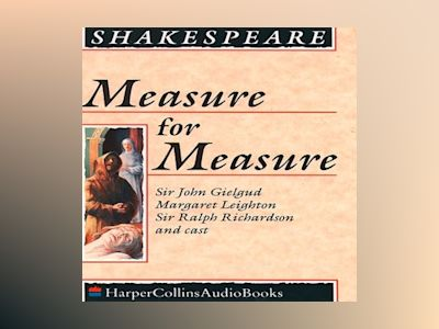 Audio book Measure For Measure - William Shakespeare