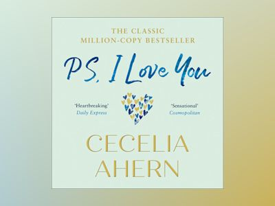 Livre audio PS, I Love You - Cecelia Ahern
