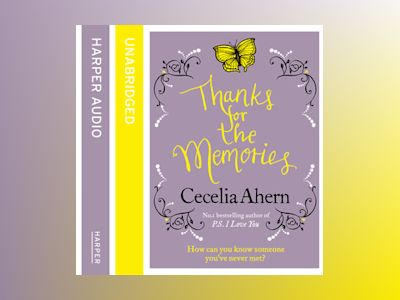Audio book Thanks for the Memories - Cecelia Ahern