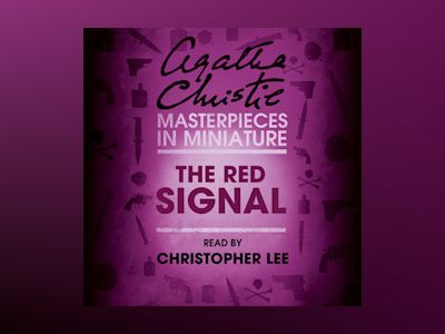 Audio book The Red Signal: An Agatha Christie Short Story - Agatha Christie
