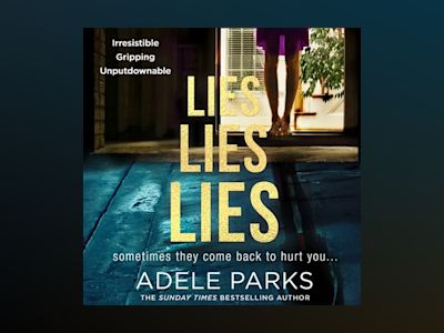 Audio book Lies Lies Lies