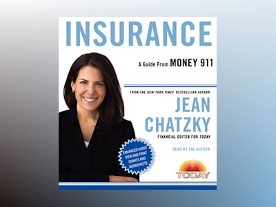 Audio book Money 911: Insurance of Jean Chatzky