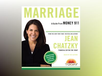 Audio book Money 911: Marriage - Jean Chatzky
