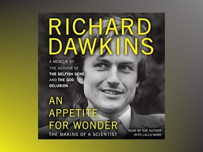 Livre audio An Appetite for Wonder - Richard Dawkins