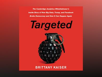 Audio book The Data Wars - Brittany Kaiser