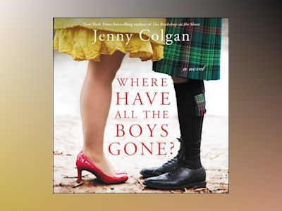 Audio book Where Have All the Boys Gone? - Jenny Colgan