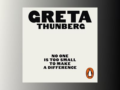 Audio book No One is Too Small to Make a Difference of Greta Thunberg