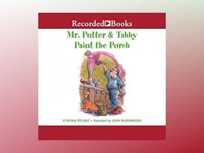 Áudio-livro Mr. Putter and Tabby Paint the Porch - Cynthia Rylant