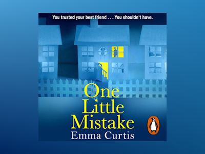 Audio book One Little Mistake - Emma Curtis