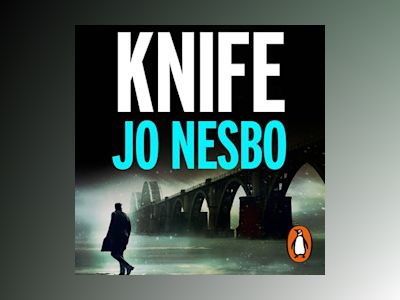 Audio book Knife of Jo Nesbø