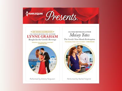 Audio book Bought for the Greek's Revenge & The Greek's Nine-Month Redemption - Maisey Yates