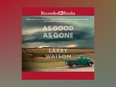 Audio book As Good As Gone - Larry Watson