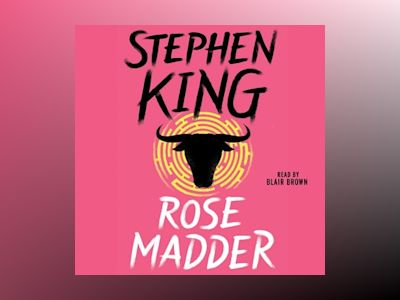 Audio book Rose Madder - Stephen King