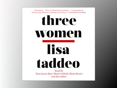 Audio book Three Women of Lisa Taddeo