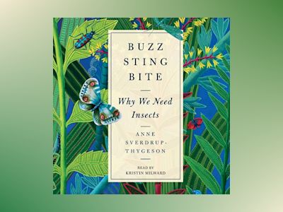 Audio book Buzz, Sting, Bite - Anne Sverdrup-Thygeson