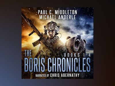 Audio book Boris Chronicles Boxed Set: Books 1-4 - Michael Anderle