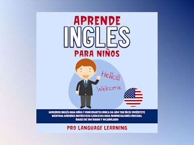 Audio libro Aprende Ingles Para Niños de Pro Language Learning
