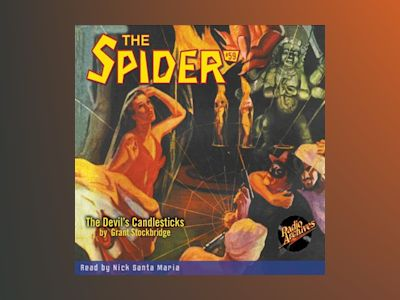 Audio book The Spider #59 The Devil's Candlesticks - Grant Stockbridge