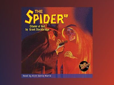 Audio book The Spider #6 Citadel of Hell - Grant Stockbridge