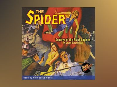 Audio book The Spider #62 Scourge of the Black Legions - Grant Stockbridge