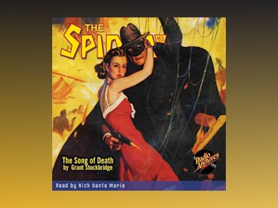 Audio book The Spider #65 The Song of Death of Grant Stockbridge