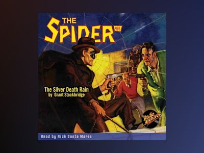 Audio book The Spider #66 The Silver Death Rain of Grant Stockbridge