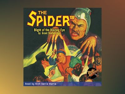 The Spider #67 Blight of the Blazing Eye