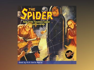 Audio book The Spider #68 King of the Fleshless Legion - Grant Stockbridge