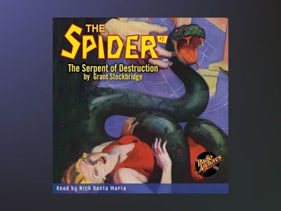 The Spider #7 The Serpent of Destruction