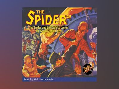 Audio book The Spider #73 The Spider and the Eyeless Legion of Grant Stockbridge