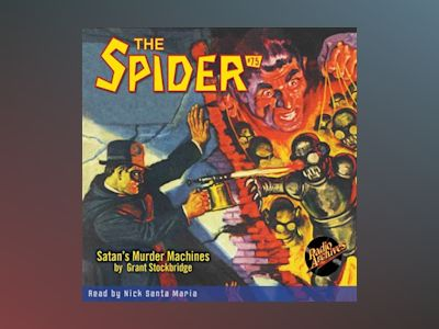 The Spider #75 Satan's Murder Machines