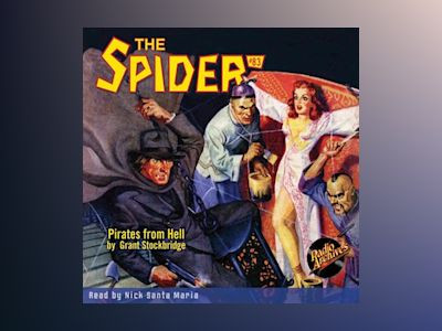 Audio book The Spider #83 Pirates from Hell - Grant Stockbridge