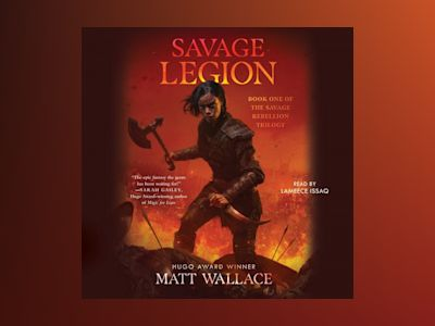 Audio book Savage Legion