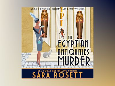 Livre audio The Egyptian Antiquities Murder - Sara Rosett